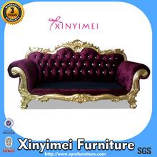 Glass Fiber Luxury Furniture Sofa