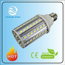 44 smd 5050 led corn light bulb with CE ROHS UL Approval / E27 E26 B22 E40 corn led light / SMD5050 SMD3014 12w led corn light