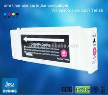 Surecolor T3000/T5000/T7000 compatible ink cartridge for Epson inkjet printer
