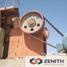 Zenith large capacity jaw crusher capacity 5-20 tph vietnam