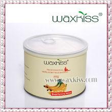 14.3oz Professional banana liposoluble soft depilatory wax