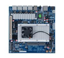 Firewall Motherboard Intel Atom D2550 4 NIC Mini ITX Motherboard