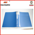 Stationary clear book