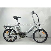 Lithium Battery enviromentally Friendly girl electric bike for global Market