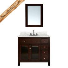 single wash basin bathroom mirror cabinet FED-1006