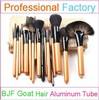 Factory oem fashion makeup brush set 18pcs assorted makeup brush set