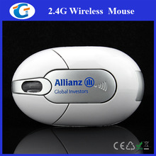 Premium gift 2 4g wireless optical mouse driver with custom logo
