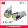 t10 led bulb 1w white high power led194 168 SMD led auto dashboard light