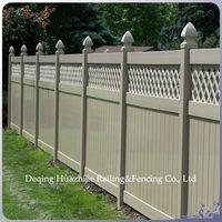 vinyl lattice fence trellis