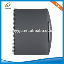a4 cartoon paper cover spiral notebook
