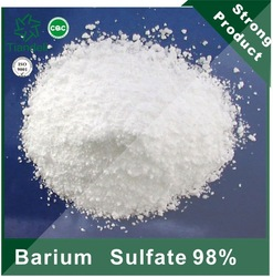 china factory price offer 98% barium sulfate precipitated/natural