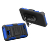 Hybird shield cover defender kickstand case for lg l70