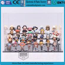 mine anime plastic figure/little custom made plastic figure/plastic figure scale model for promotion