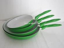 Bright and Smooth Ceramic Fry Pan set