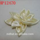 cute and beautiful lotus flower ladies hair clip hair ornamentors