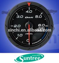 Racing Gauge DEFI cr pressure Racing Gauge ADVANCE Fuel Press Meter CR Auto Gauge