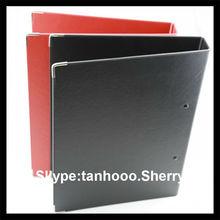 artificial leather executive file folder,executive file folder bag,leather file folder emboss your LOGO