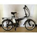 En alliage d'aluminium belle différentes tailles de pneus 200 W / 250 W / 300 W / 350 W mini électrique dirt bike