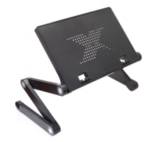 Multifunctional Portable Adjustable Computer Keyboard Stand