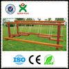 Funny adventure wooden unbalanced bridge Skills training educational equipment QX-078B