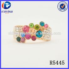 nuovo di alta moda qualità 3 carati anello di fidanzamento