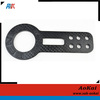 High quality billet alumium universal using front racing tow hook 116th Canton Fair 2.1 Area J13~J14