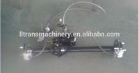 disc brake 500w electric axle 2 speed