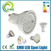 CE ROHS mr16 gu10 4w 5w smd led spot light,new arrival smd 2835 led spot lamp gu10 mr16 narrow beam, SMD LED spot light