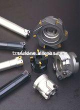 cnc carbide long neck short flute deep grooving cutter bit/lathe milling wood deep carving cutting tool turning tool