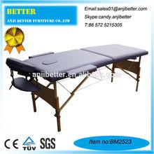 CE massage bed wooden massage bed adjustable massage bed BM2523