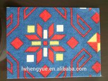 Custom Modern pattern commercial carpet and rug