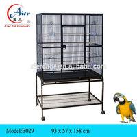 Factory supplier pet product Large Portable Pet Bird Budgie Cage