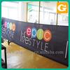 Cheap frontlit flex banner/vinyl banner material printing