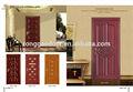 de entrada de doble hoja de la puerta de madera para cocina
