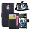 Wallet Flip Leather Case for HTC desire 210 D210W Stand Case