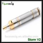 The most popular ecigator ecig deep juice well Storm V2 RDA super vapor e cig