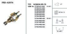 Automobiles & Motorcycles temperature data logger
