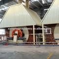 30,000~100,000 cbm/yr mdf linha de produção/density fiberboard médio da linha de produção/mdf fazendo a linha