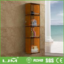 Luxury laminationed cheap magazine holder book shelf