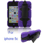 waterproof case and heavy duty for iphone 5c cover