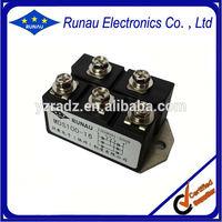 MDS100A-1600V fuji 3 phase diode bridge rectifier module