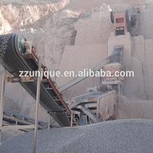 China make full set stone crushing production line 50-500tph