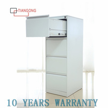 2014 new style K/D structure office table and file cabinet