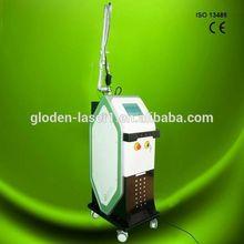 Medical CE dark circle corrector co2 fractional laser