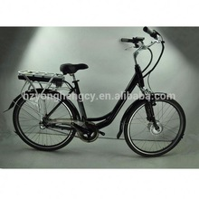 lithium battery powered off road bike