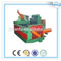 Y81f-1600 de chatarra de metal de prensa de balas de acero de cobre de hierro de residuos baler( alta calidad)