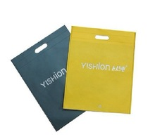 2014 shanghai cheap designer non woven shopping bag foldable