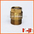 Spare part safety valve for bock auto compressor ,bock brand safety