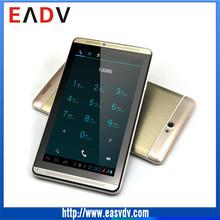 "Low price 7"" mtk6572 3g sim cube u51gt 7 inch tablet pc 3g phone call"