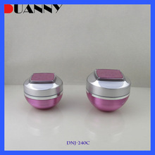 PINK CREAM JAR,CUTE COSMETIC CONTAINERS